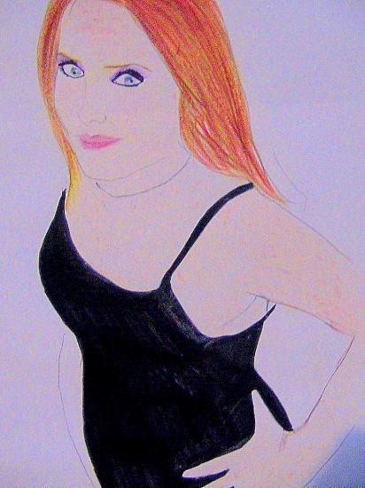 Simone Simons by Dec0de